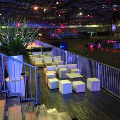 Amsterdam Dance Event decorbouw | Custom Event