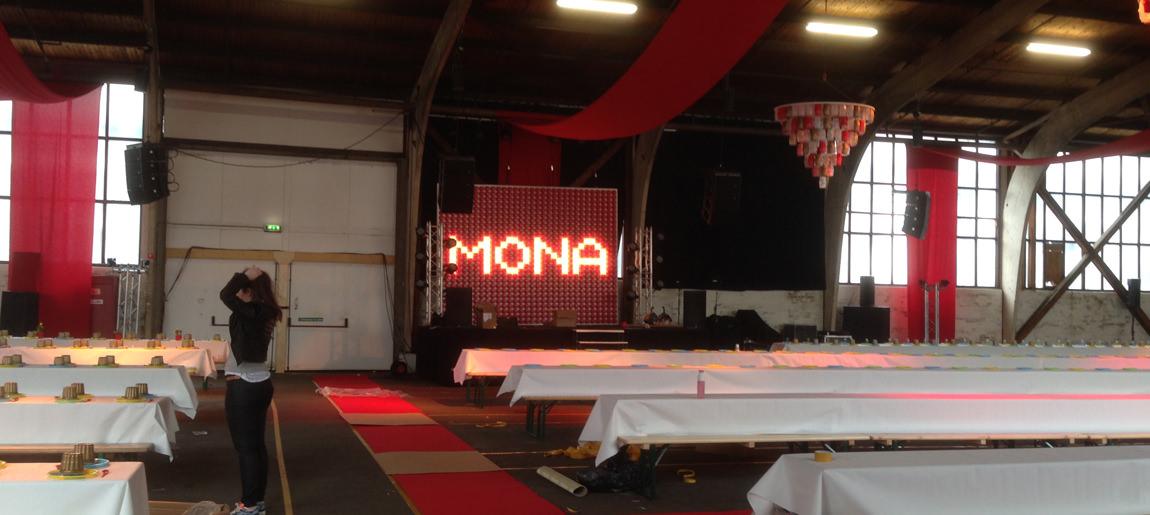 Mona decorbouw | Custom Event