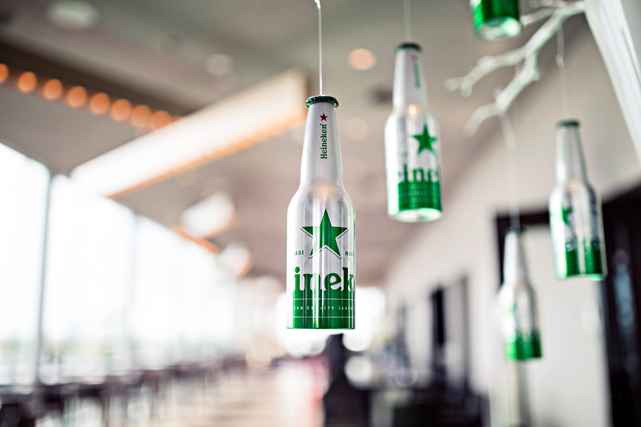 Afterwork Heineken | decorbouw Custom Event