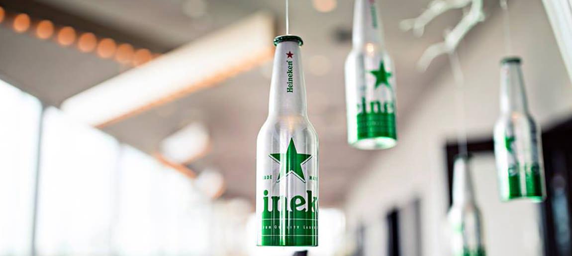 Heineken After Work   decorbouw Custom Event