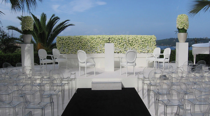 Custom Event interieurbouw | St Tropez