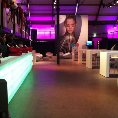 Custom Event decorbouw Amsterdam Fashion Week