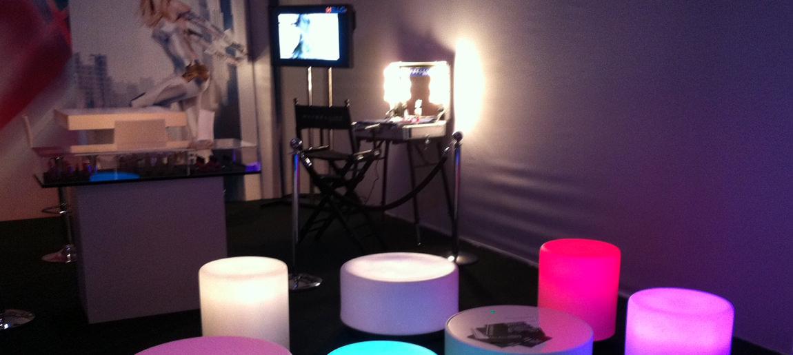 Amsterdam Fashion Week decorbouw Custom Event