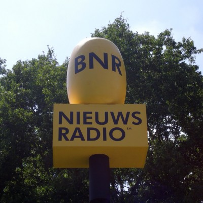 BNR Nieuws brand activation Custom Event