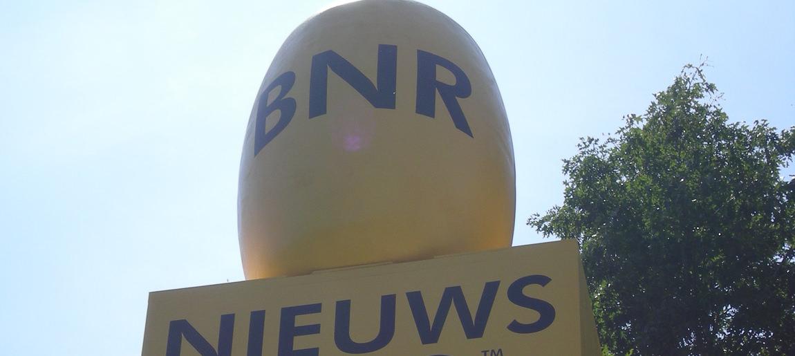 BNR Nieuws brand activation Custom Event