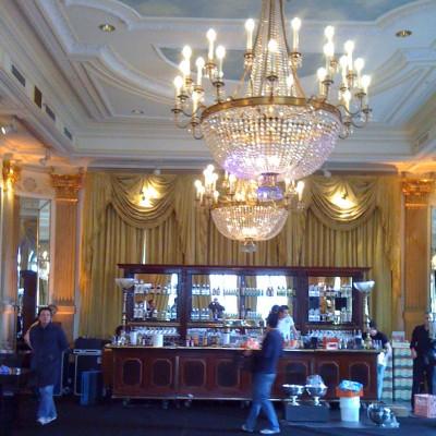 Bartender Network Amstel Hotel decorbouw Custom Event