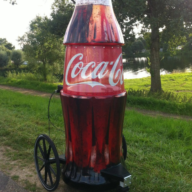 Coca Cola | Brand Activation Custom Event