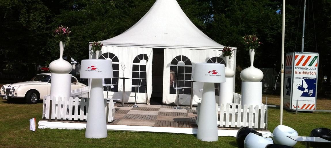 Concours d'Elegance decorbouw Custom-Event