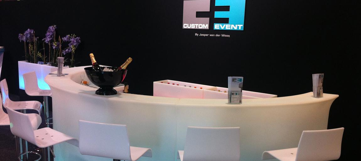 Custom Event standbouw Wormerveer
