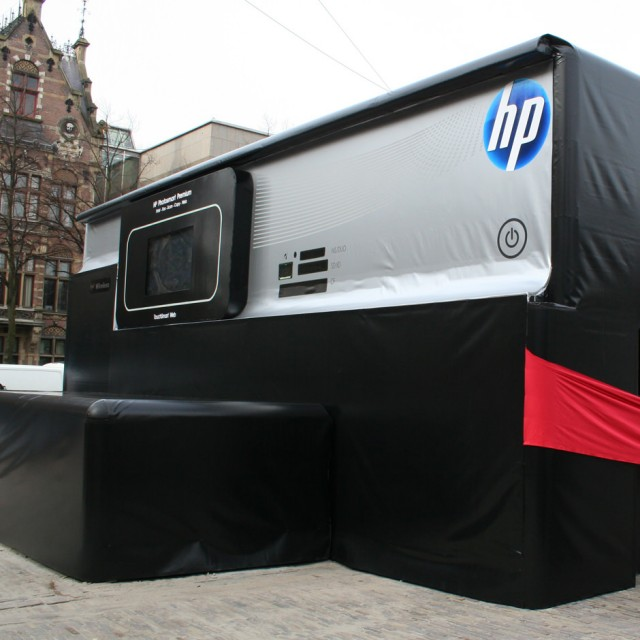 HP Printer Brand Activation Custom Event