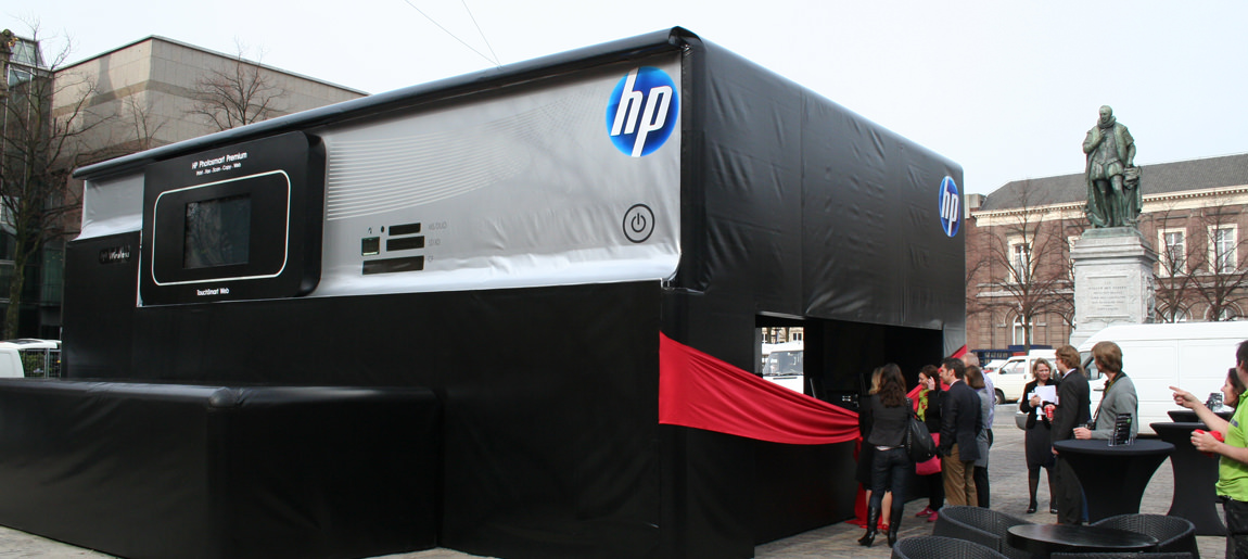 HP Printer Brand Activation Custom Event