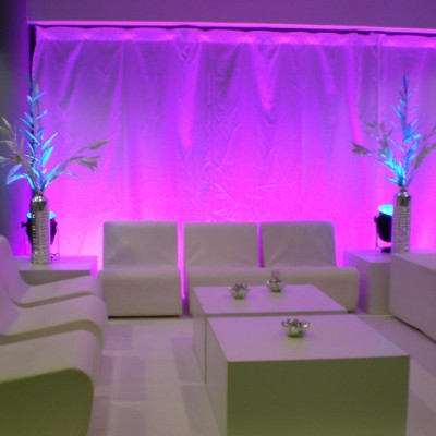 KLM diner decorbouw Custom Event