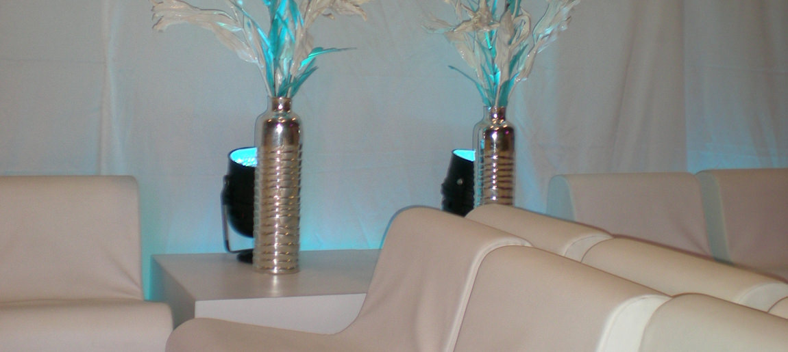 KLM diner decorbouw Custom Event