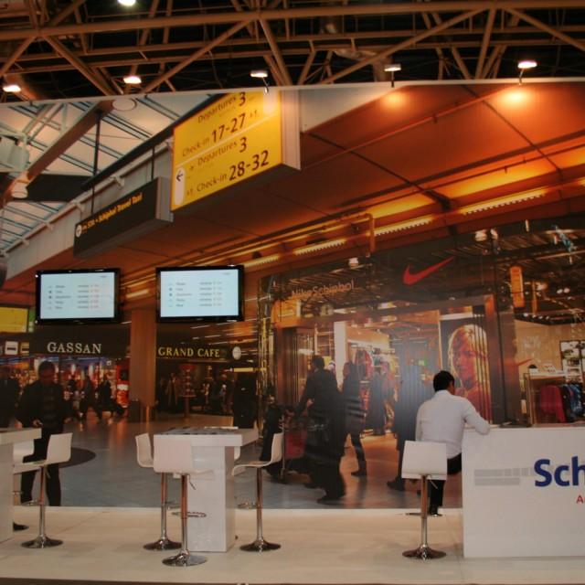KLM Vakantiebeurs decorbouw Custom Event