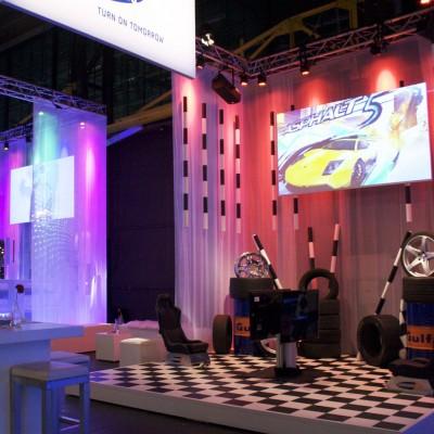 Samsung decorbouw Custom Event