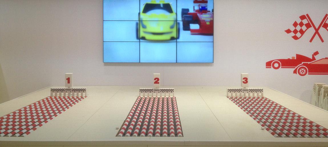 Shell Eco Marathon decorbouw Custom Event