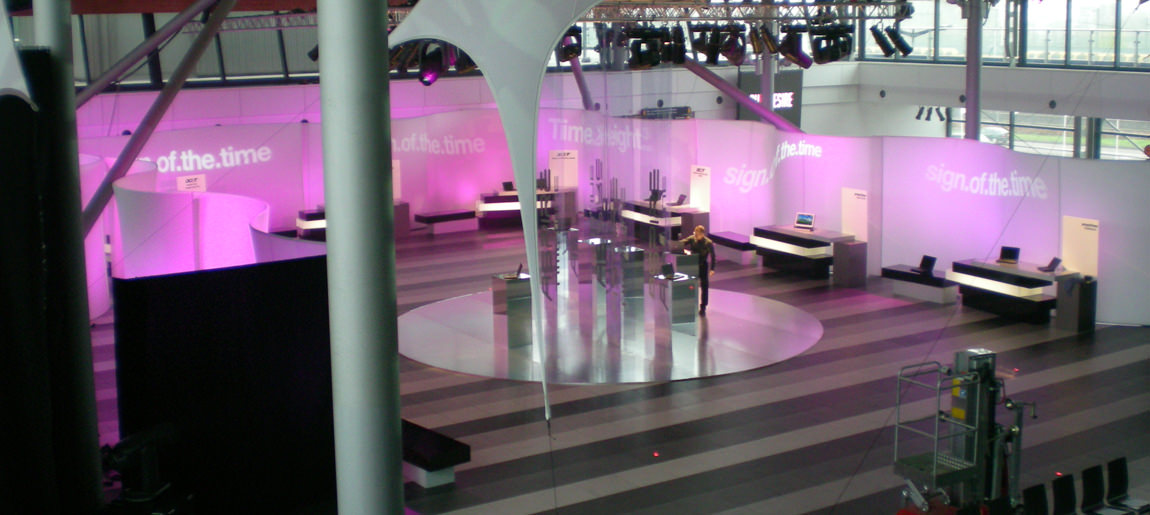 Syndicate Acer decorbouw Custom Event
