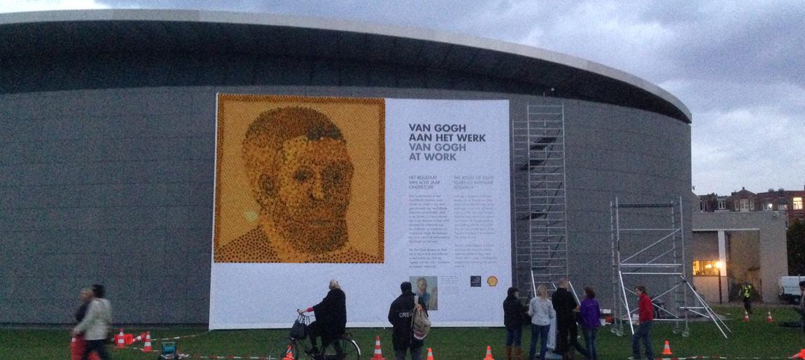 Van Gogh Rijksmuseum Decorbouw Custom Event