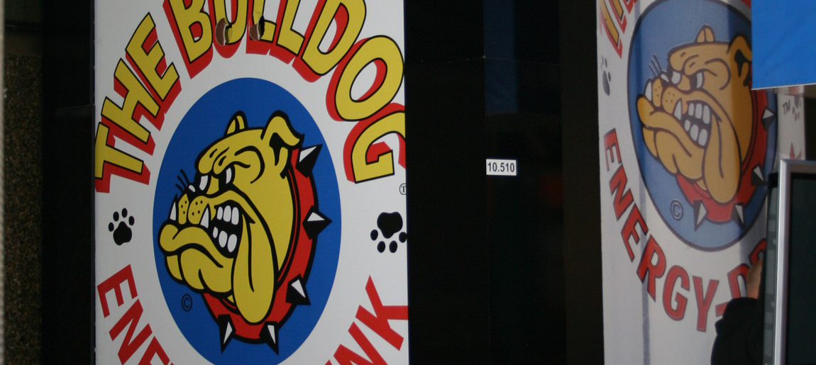 Bulldog standbouw Custom Event