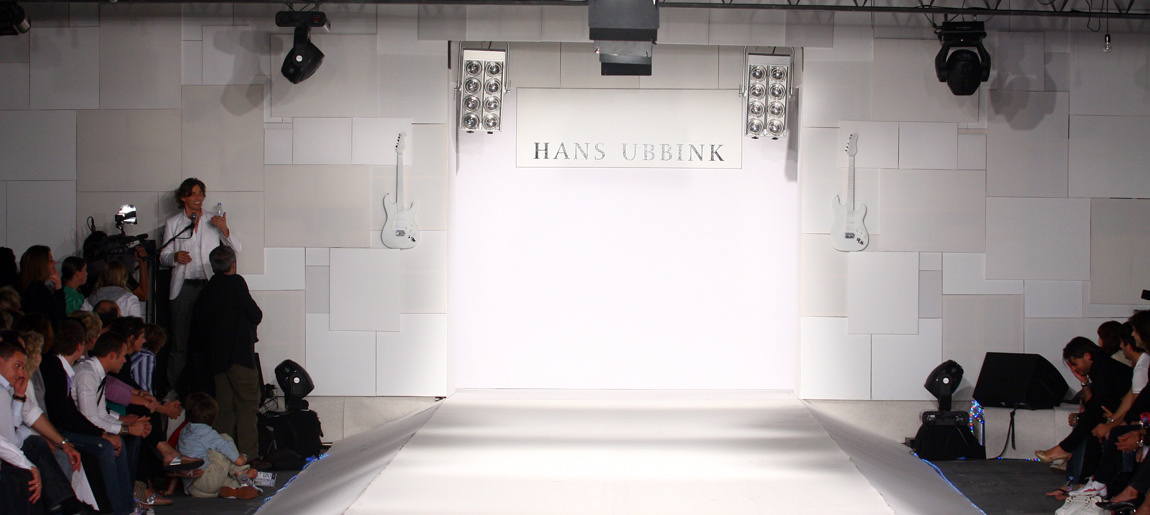Hans Ubbink decorbouw Custom Event