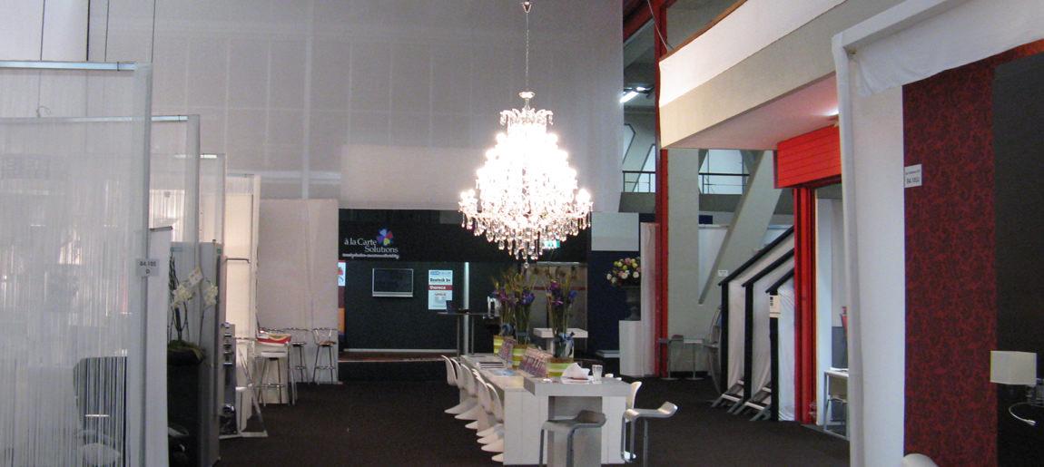 Horecava standbouw Custom Event