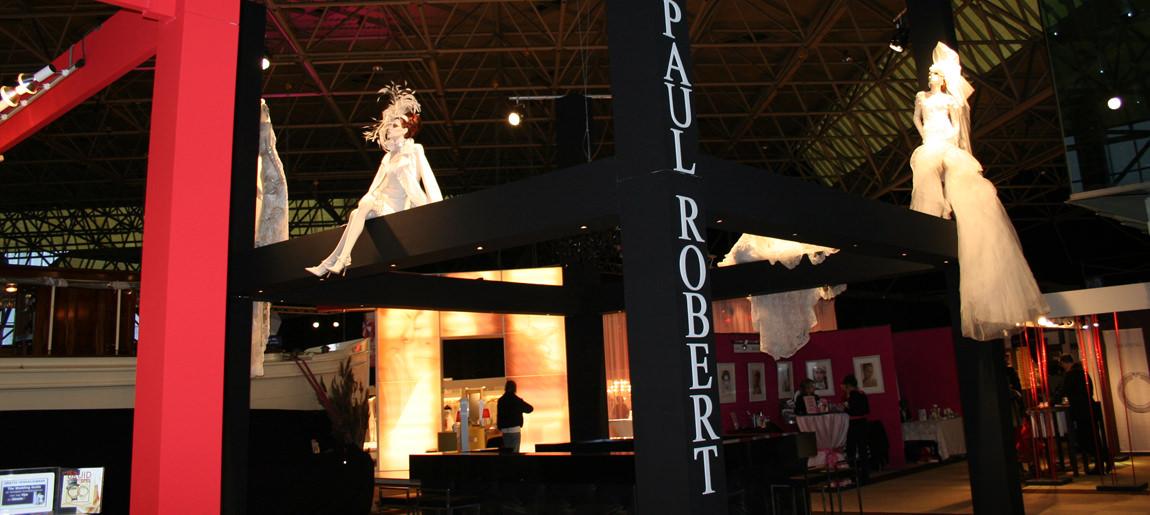 Jean Paul Robert standbouw Custom Event