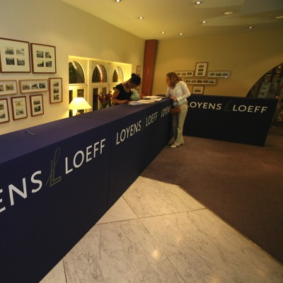 Kingkanary Loyens & Loeff decorbouw Custom Event