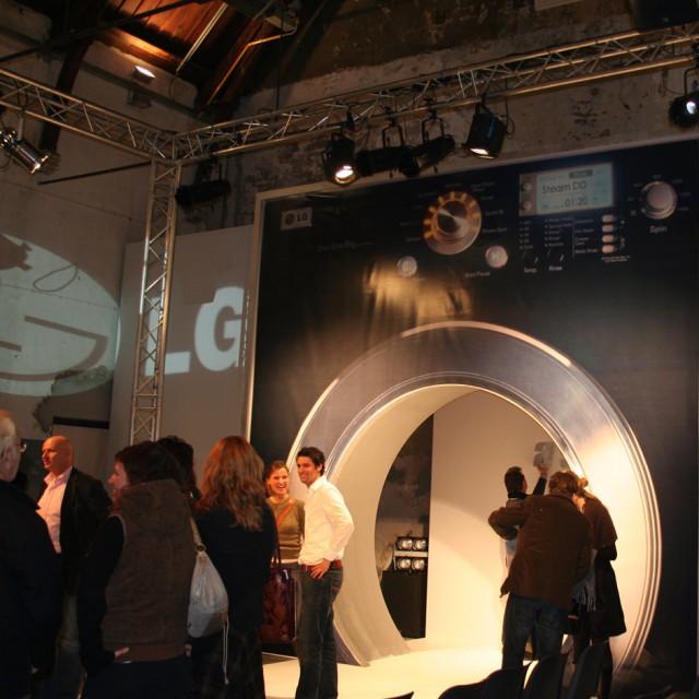 LG decorbouw Custom Event