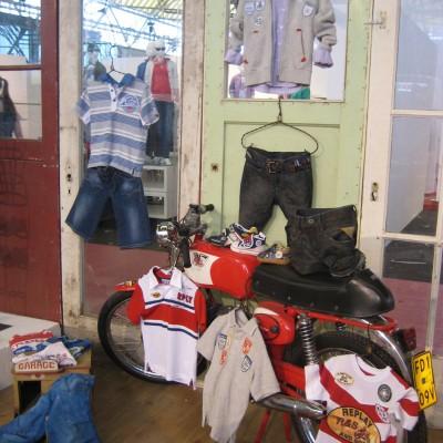 Replay kledingsbeurs standbouw Custom Event
