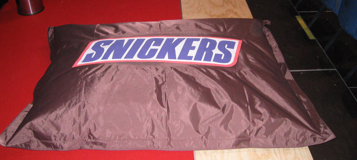 Snickers brand activation Custom Event
