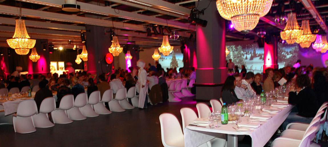 Deloitte decorbouw Custom Event