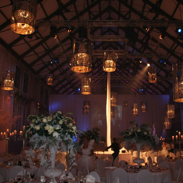 Huwelijk Christijan Albers decorbouw Custom Event