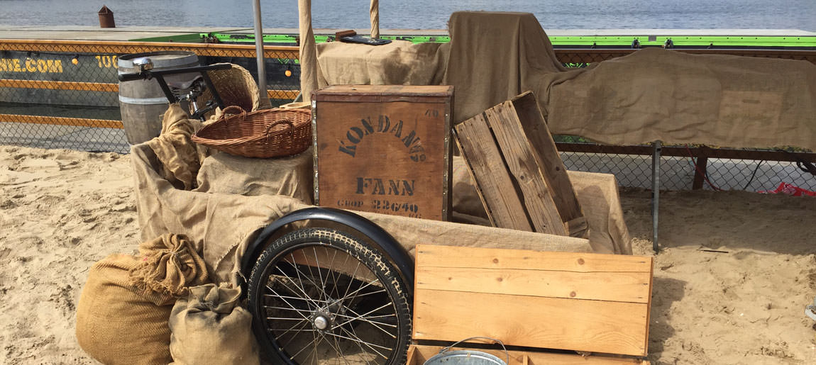 Sail 2015 | decorbouw Custom Event