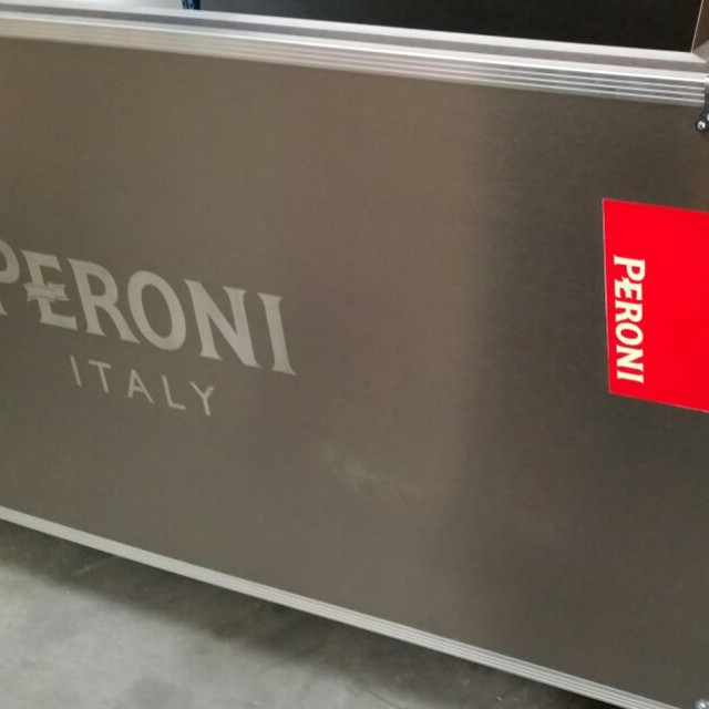 Peroni Flightcase | Brand Activiation Custom Event