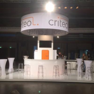 Standbouw Criteo Emerce Eday 2015 | Custom Event