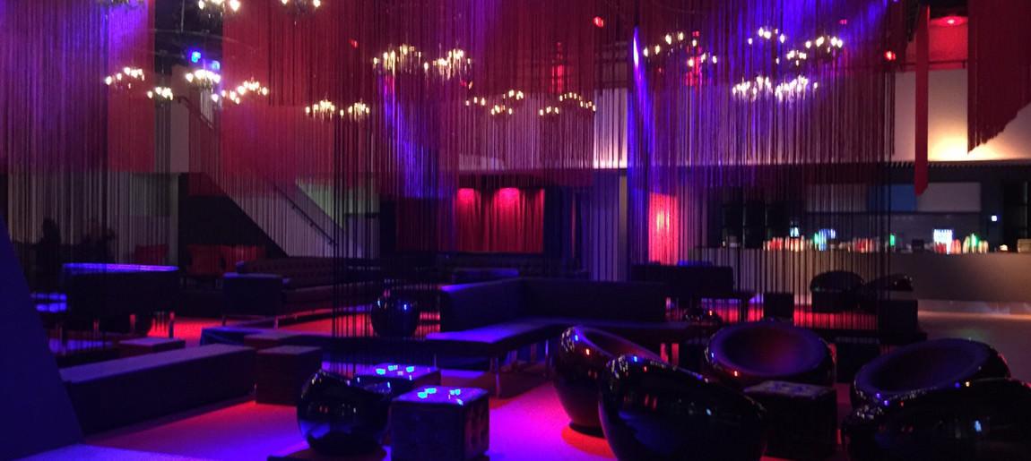 Amsterdam Dance Event decorbouw Custom Event