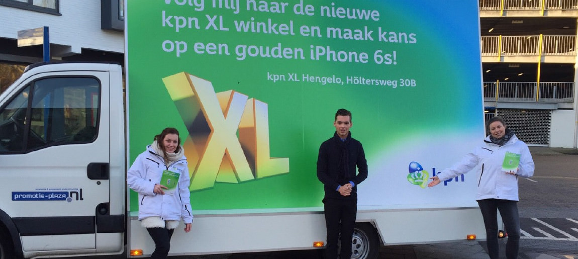 KPN Brand Activation Custom Event