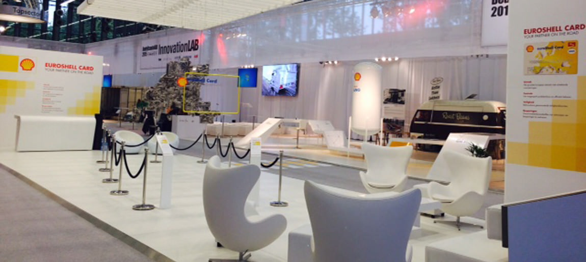 Shell | Standbouw Custom Event