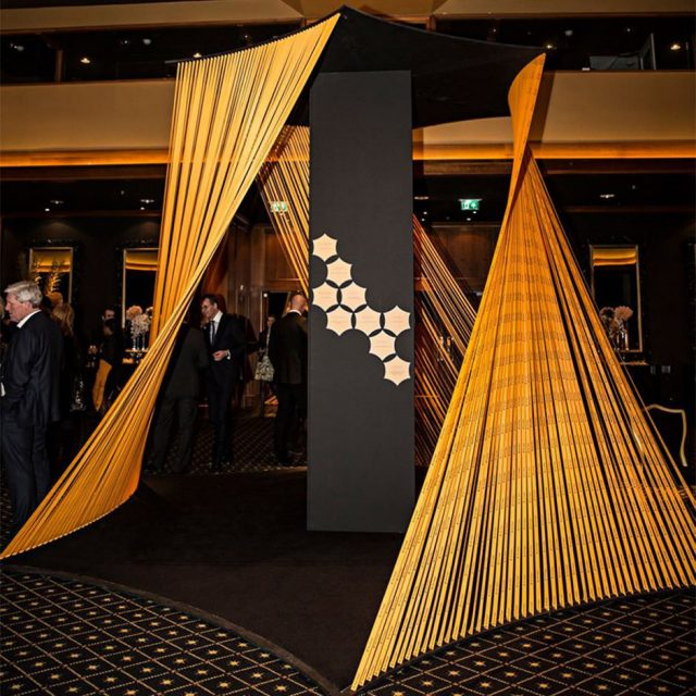 Business Woman of The Year decorbouw Custom Event